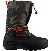 Kamik Kids' Snowcoast Insulated Winter Boots