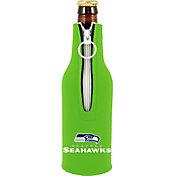 Kolder Seattle Seahawks Bottle Koozie with Zipper