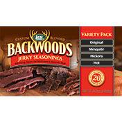 LEM Custom-Blended Backwoods Jerky Seasoning Variety Pack