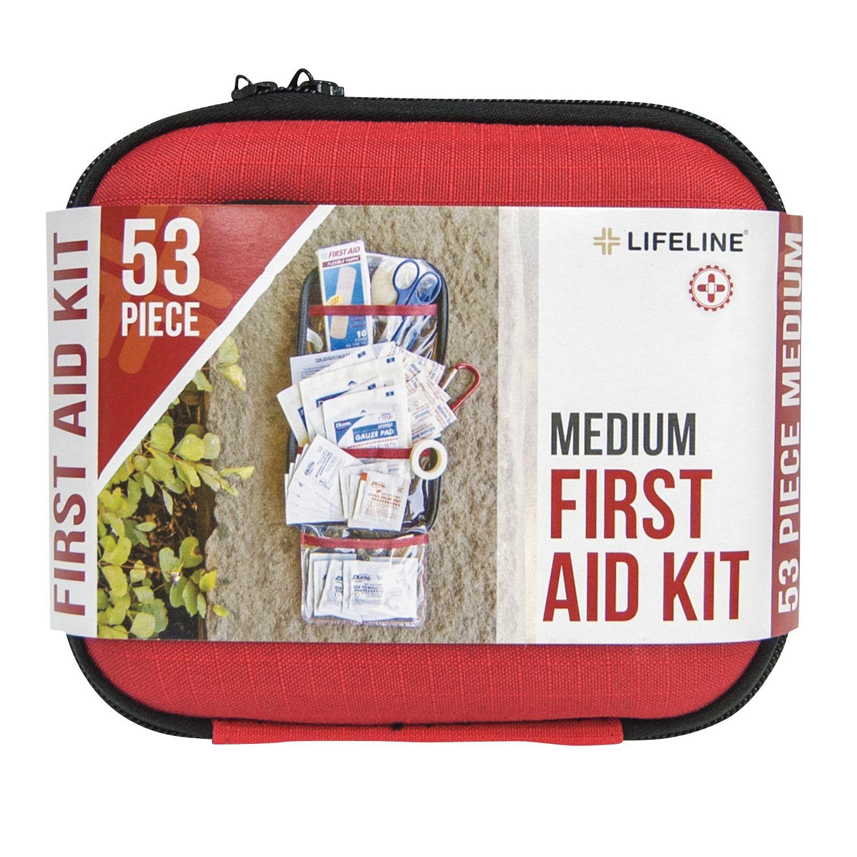 lifeline medium first aid kit 000