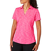 Lady Hagen Women's Essentials Space Dye Golf Polo