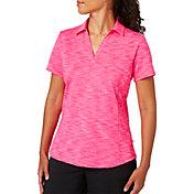 Lady Hagen Women's Essentials Space Dye Golf Polo