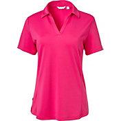 Lady Hagen Women's New Essentials Golf Polo – Plus Size