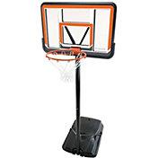 "Lifetime 44"" Polycarbonate Portable Basketball Hoop"