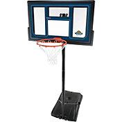 "Lifetime 50"" Portable Basketball Hoop"