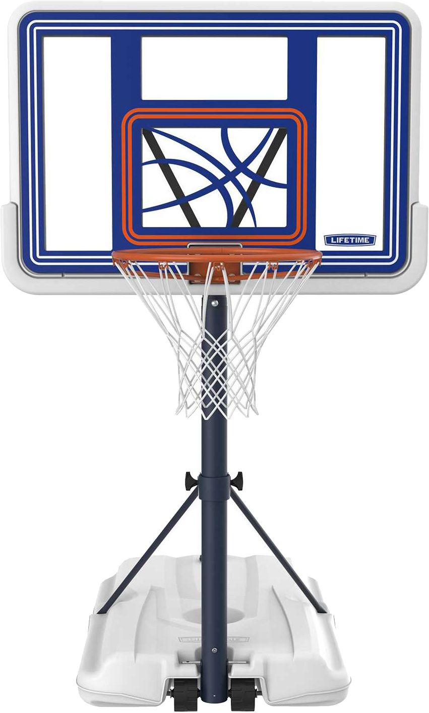 Game on closeouts sporting goods - Product Image Lifetime 44 Portable Poolside Basketball System