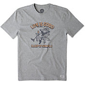 Life is Good Men's Adirondack Chill Crusher T-Shirt