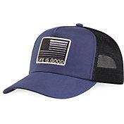 Life is Good Men's Flag Mesh Back Chill Hat