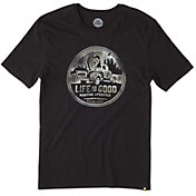Life Is Good Men's Positive Lifestyle Truck Smooth T-Shirt