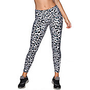Lorna Jane Women's Cheetah Tights