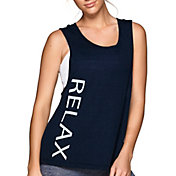 Lorna Jane Women's Just Relax Tank Top