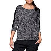 Lorna Jane Women's Ananda Three Quarter Length Sleeve Shirt
