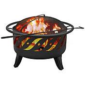 "Landmann Firewave 29.5"" Black Fire Pit"