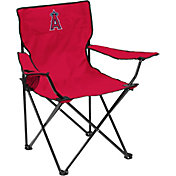 Los Angeles Angels Team-Colored Canvas Chair