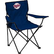 Minnesota Twins Team-Colored Canvas Chair