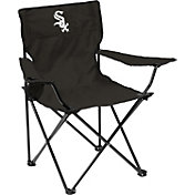 Chicago White Sox Team-Colored Canvas Chair