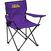 East Carolina Pirates Team-Colored Canvas Chair