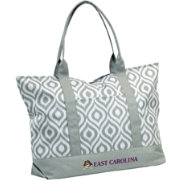 East Carolina Pirates Ikat Tote