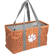 Clemson Tigers Double-Diamond Picnic Caddy