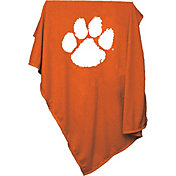 Clemson Sweatshirt Blanket Sweatshirt Throw