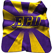 Eeast Carolina Pirates Raschel Throw Blanket