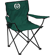 Colorado State Rams Team-Colored Canvas Chair