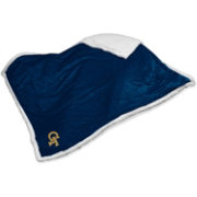 Georgia Tech Yellow Jackets Sherpa Throw