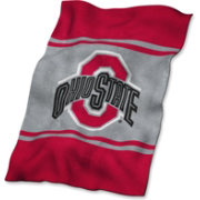 Logo Ohio State Buckeyes Ultra Soft Blanket