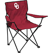 Oklahoma Sooners Team-Colored Canvas Chair