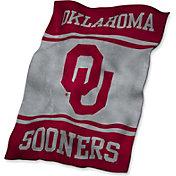 Oklahoma Sooners Ultra Soft Blanket