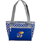 Kansas Jayhawks 16-Can Cooler Tote