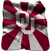 Oklahoma Sooners Sherpa Throw Blanket