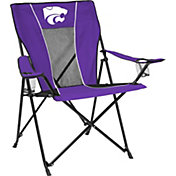 Kansas State Wildcats Game Time Chair