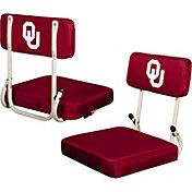 Oklahoma Sooners Hard Back Stadium Seat