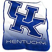 Kentucky Wildcats Raschel Throw