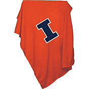 Illinois Sweatshirt Blanket Sweatshirt Throw