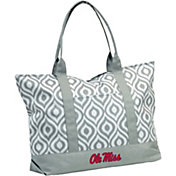 Ole Miss Rebels Ikat Tote