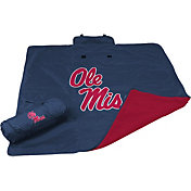 Ole Miss Rebels All Weather Blanket