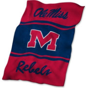 Ole Miss Rebels Ultra Soft Blanket