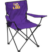 LSU Tigers Team-Colored Canvas Chair