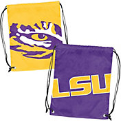 LSU Tigers Doubleheader Backsack