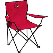 Louisville Cardinals Team-Colored Canvas Chair