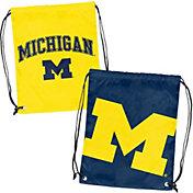 Michigan Wolverines Doubleheader Backsack