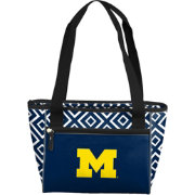 Michigan Wolverines 16-Can Cooler Tote