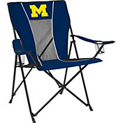 Michigan Wolverines Game Time Chair