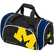 Michigan Wolverines Locker Duffel