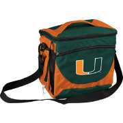 Miami Hurricanes24-Can Cooler