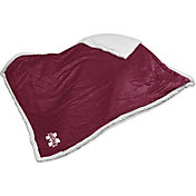 Mississippi State Bulldogs Sherpa Throw