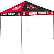 Nebraska Cornhuskers Checkerboard Tent