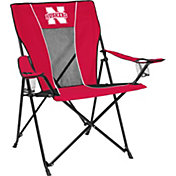 Nebraska Cornhuskers Game Time Chair